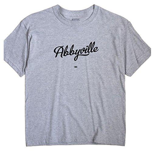 Abbyville Kansas KS METRO GreatCitees Unisex Souvenir T Shirt