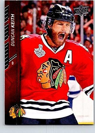 new style ab146 b1067 Amazon.com: 2015-16 Upper Deck Hockey Series 1#41 Duncan ...