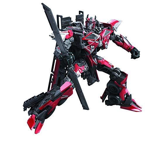 Transformers Toys Studio Series 61 Voyager Class Dark of The Moon Sentinel Prime Action Figure - Adults and Kids Ages 8 and Up, 6.5-inch