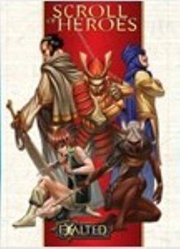 Exalted Scroll of Heroes*OP