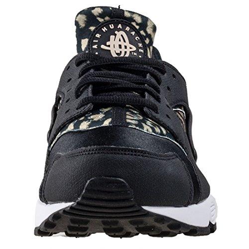 Nike  Air Huarache Run Print,  Damen Durchgängies Plateau Sandalen mit Keilabsatz