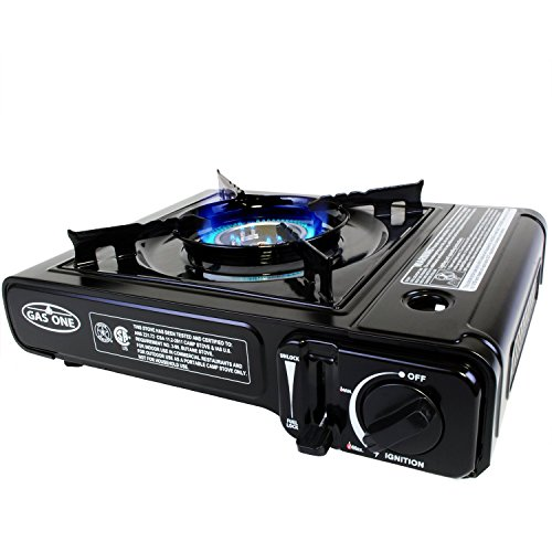 camping single gas stove - 1