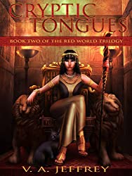 Cryptic Tongues (Red World Trilogy Book 2)