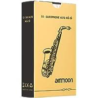 ammoon Cañas Tradicionales Saxofón Alto Saxófono Sax Fuerza