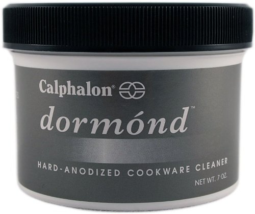 Calphalon Dormond, Hard-Anodized Cookware Cleaner & Polish, 7-Ounces ()