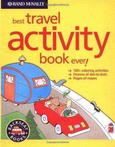 Best Ever Activities - Best Travel Activity Book Ever