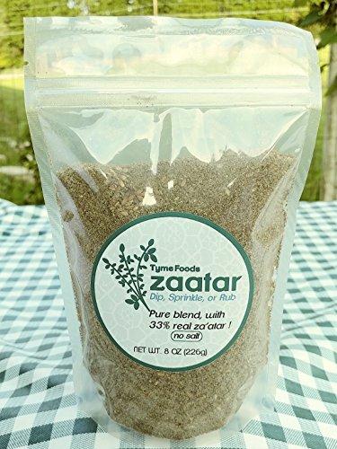 Za'atar Pure Blend - No Salt by Tyme Foods