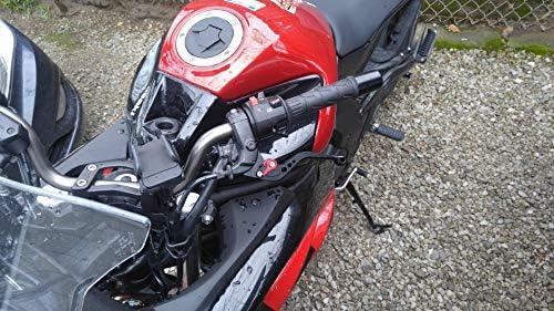 Motorcycle Right Hand Brake Lever Fit Kawasaki EX650J Ninja 650 2006 2007 2008