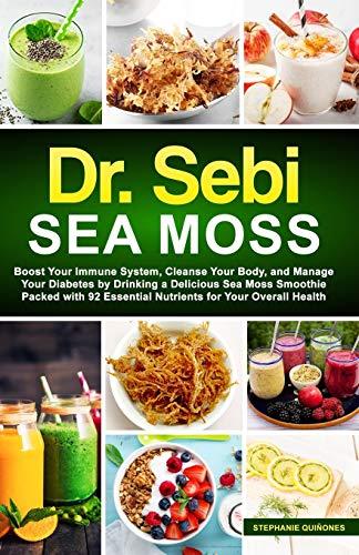 Dr. Sebi Sea Moss: Boost Your Immune