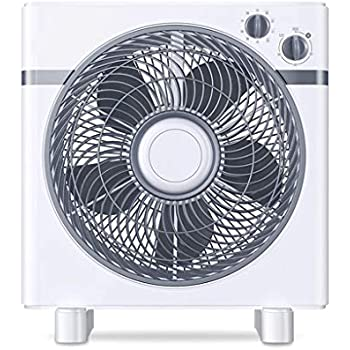 Amazon.com: LF stores Ventilador de escritorio silencioso ...