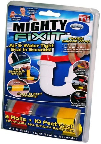 Mighty Fix Tape As Seen