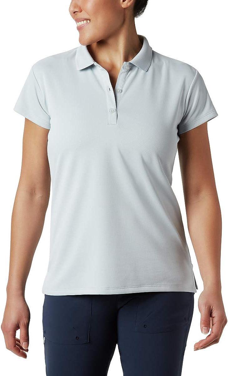 Columbia womens Innisfree Short Sleeve Polo
