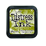 Ranger DIS-27126 Tim Holtz Distress Ink Pad, Crushed Olive