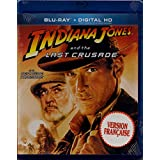 Indiana Jones et la Dernière Croisade - Indiana Jones and the Last Crusade (English/French) 1989 (Widescreen) Cover Bilingue