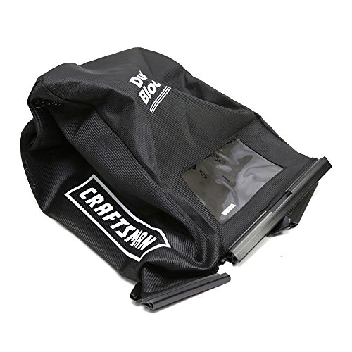 Craftsman 580943406 Lawn Mower Grass Bag Genuine Original Equipment Manufacturer (OEM) part for Craftsman by Craftsman