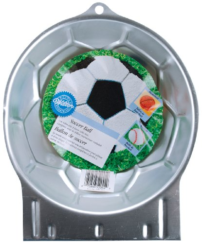 Soccer Ball Cake Pan Party Accessory