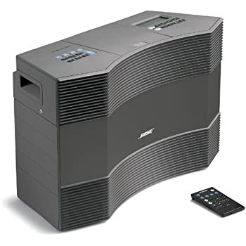bose acoustic wave music system ii titanium. Black Bedroom Furniture Sets. Home Design Ideas