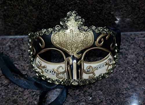 Rehot Masquerade Masks For Men Vintage Venetian Halloween Christmas Party Masks