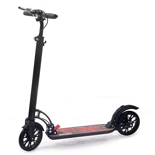 CHYEC Patinete Plegable Scooters para Adultos/Adolescentes ...