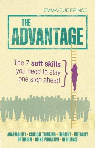 the advantage 7 soft skills - 8