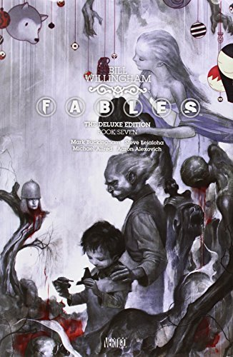 Fables Deluxe Willingham September Hardcover product image