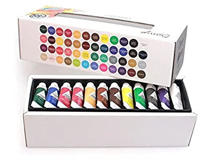4c34f485a1c5 Image Unavailable. Image not available for. Colour  Bianyo Artist Acrylic  Paint ...