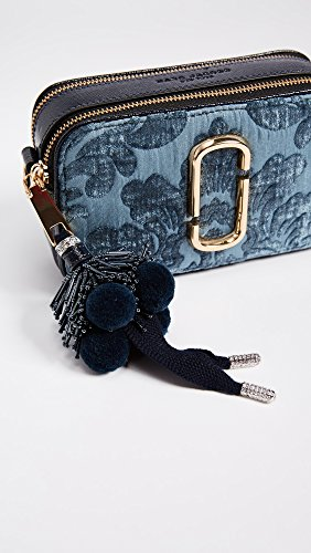 Cross Snapshot Bag Marc Blue Jacobs Women's Body Damask ESwwgIFxq