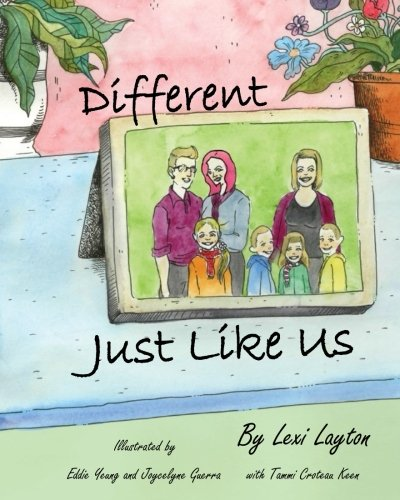 Different Just Like Us