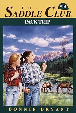 book cover of Pack Trip