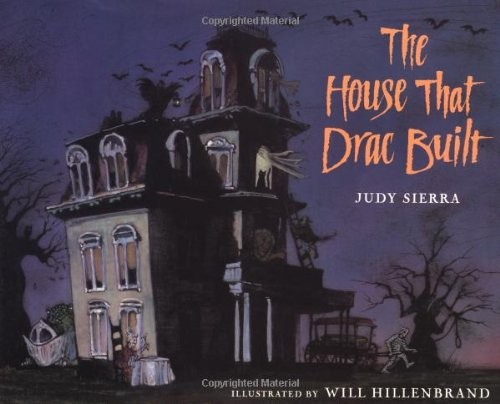 The House That Drac Built (Halloween Art Lessons For Grade 7)