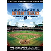 Essential Games Of The Detroit Tigers [DVD] (2010)