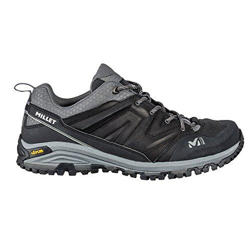 Millet–Zapatos bajos de senderismo Hike Up Black–negro hombre–hombre–negro, negro negro