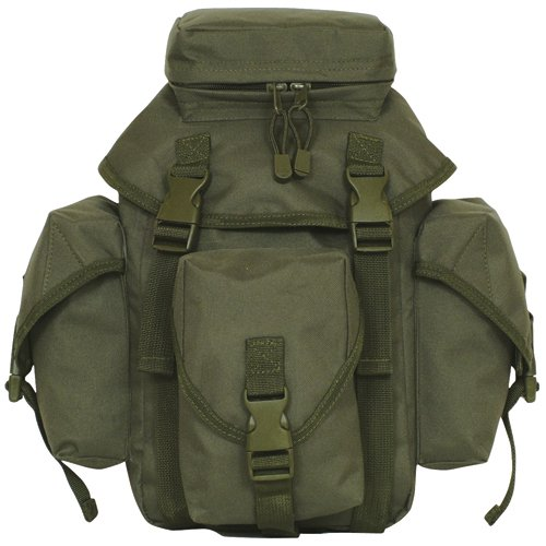 Fox Outdoor Products Recon Butt Pack, Olive Drab (Outdoor Fox)