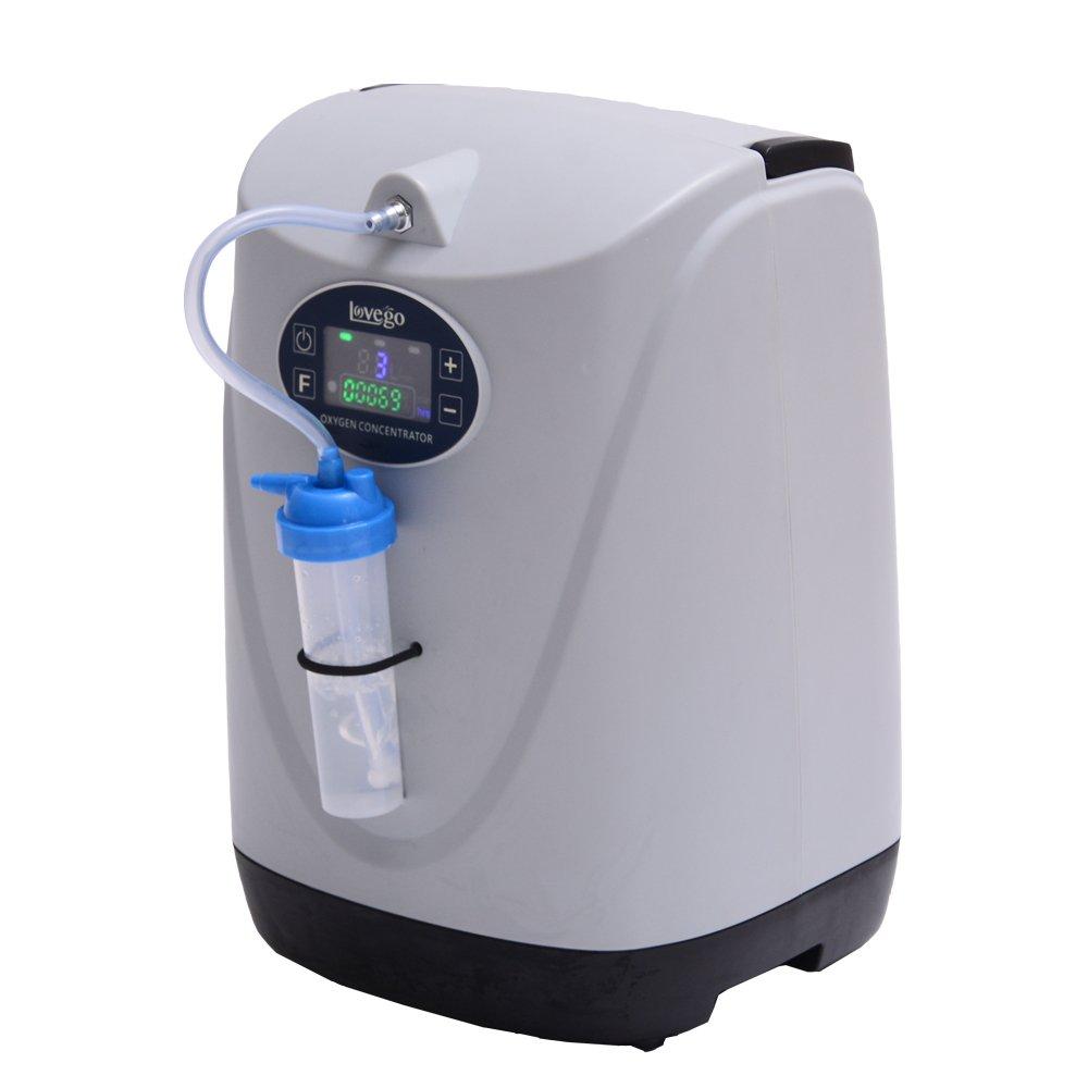 Sauerstoffkonzentrator 1bis5 Liter 12 V 220 Akku Langzeit Prime Genset Pr1200cl 850watt Sauerstofftherapie Kche Haushalt