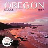 2017 Oregon Protégé Wall Calendar
