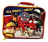 Best Nickelodeon Backpacks For High School Boys - Nickelodeon Paw Patrol Insulated Lunch Bag Elementary Junior Review