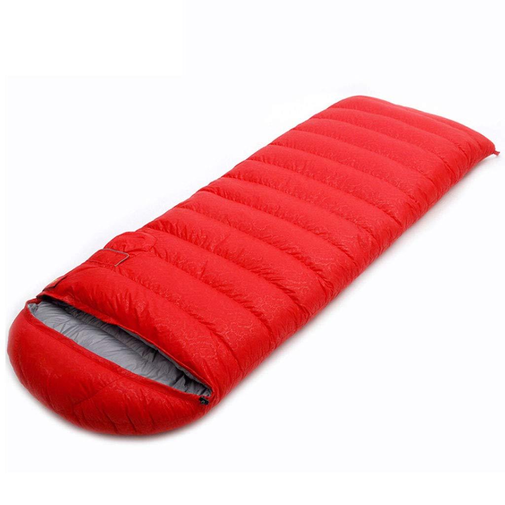 C 0.8kg DGB Adulte Sac De Couchage Enveloppe Extérieure Imperméable Et Coupe-Vent pour Camping Extérieur