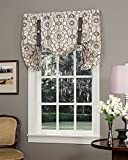 "Izmir Tie Up Valance lined by Thomasville, 52""W x 28""L"