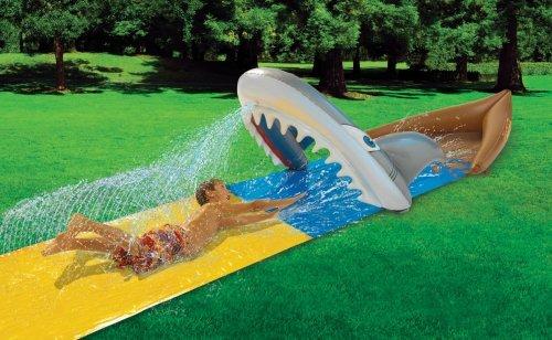 Slip N Slide 830111-03C Mega Shark Toy