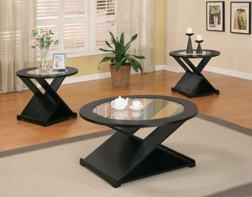 3pc-contemporary-coffee-table-set-with-coffee-table-and-two-end-tables-in-black-finish-item-vista-fu