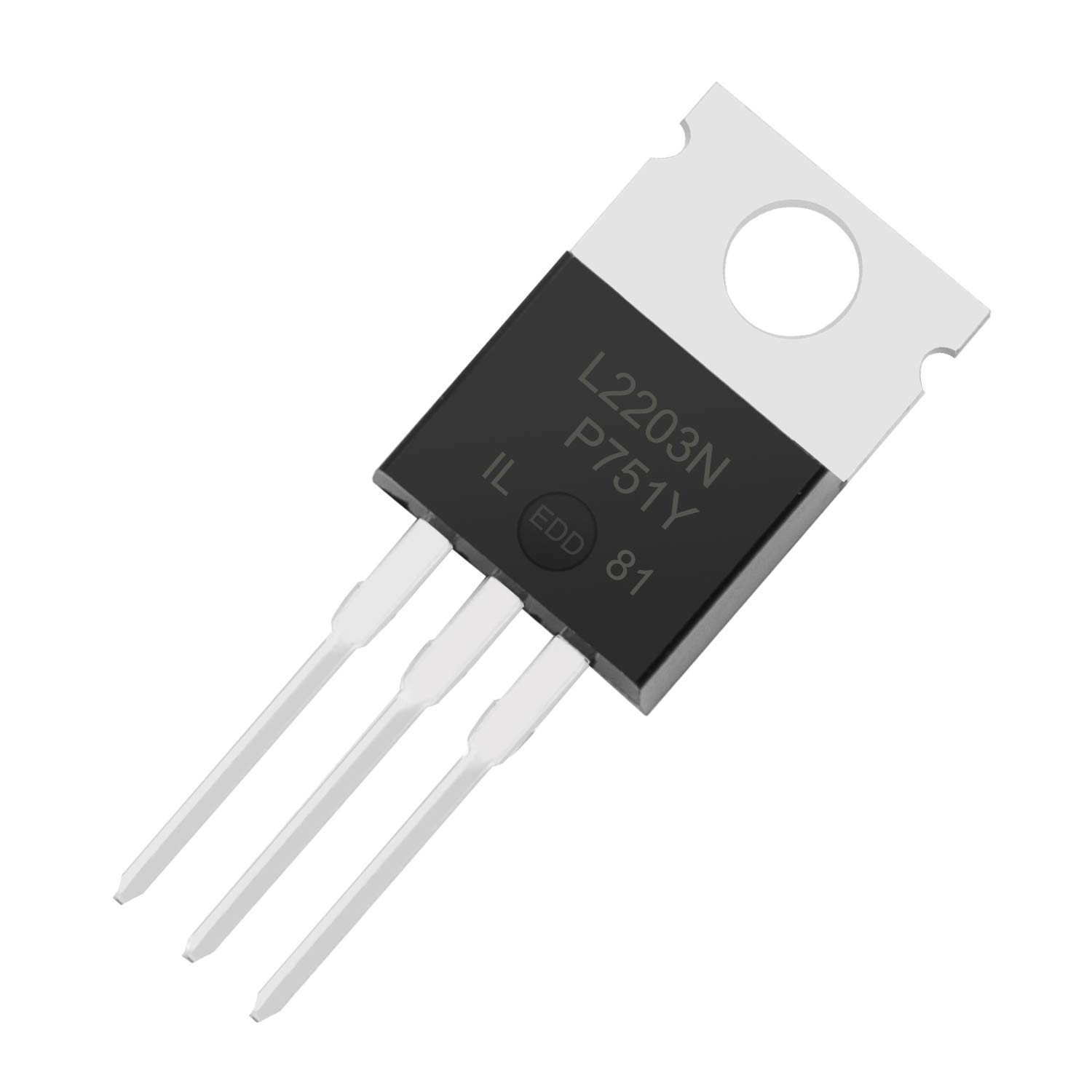 Chanzon 10pcs IRL2203NPBF TO-220 Power Sic MOSFET 116A Transistor