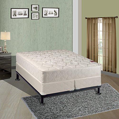 split box spring bed frame - 8