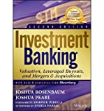 img - for Investment Banking: Valuation, Leveraged Buyouts, and Mergers & Acquisitions (Wiley Finance (Hardcover)) (Hardback) - Common book / textbook / text book