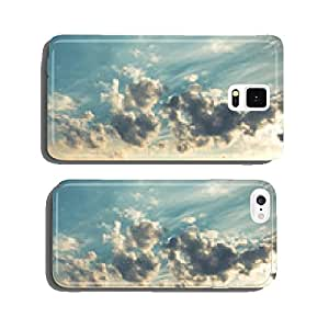beautiful sunset cell phone cover case iPhone5
