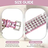 PUPTECK Basic Adjustable Cat Collar with Bling