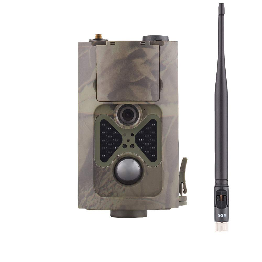 TYXHZL Hunting Camera Thermal Remote Monitoring Field HD Waterproof Infrared Thermal 1080PGPRS Transmission