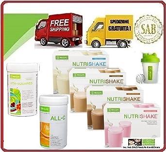 neolife Child Nutrition Pack Cacao (vita-squares + nutrishake + All C + Coctelera