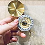 Memories The Best Camping Survival Compass | Glow in the Dark Military Compass Survival Gear Compass