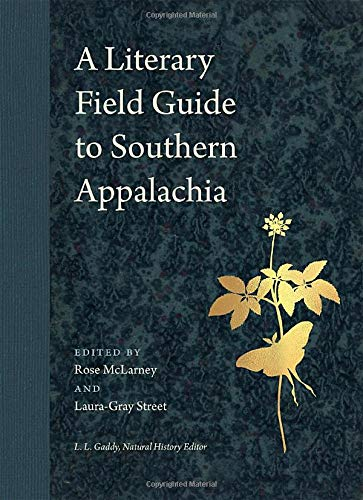 Book cover from A Literary Field Guide to Southern Appalachia (Wormsloe Foundation Nature Book Ser.) by Cheryl Lee Harnish