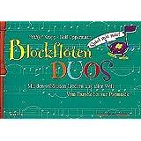 Spiel mit uns (mir)!, Bd.3, Blockflöten-Duos (kunter-bund-edition)